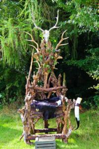 The Woodland Chair