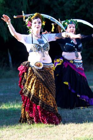 Hara Tribal Dance